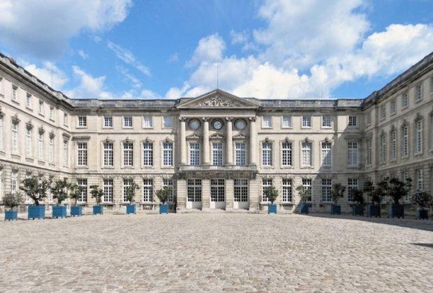 hôtel près du Palais de Compiègne