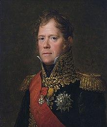 Maréchal Michel Ney, duc d'Elchingen, prince de la Moskova,